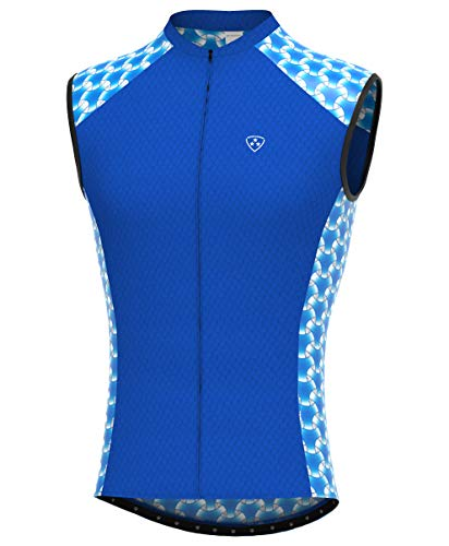 Deportes Hera Ropa Ciclismo Maillot sin Manga Spinning