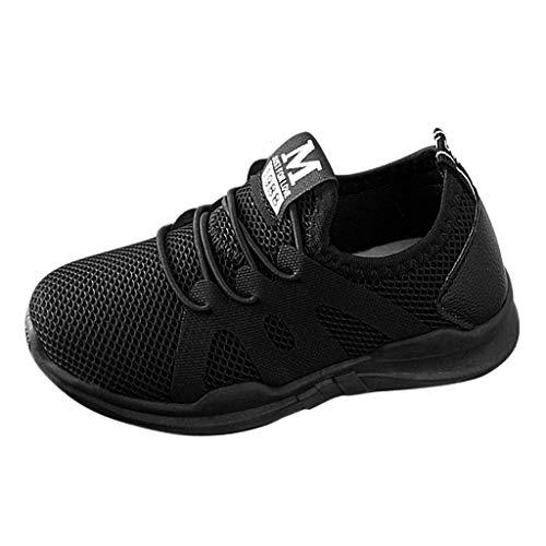 Sanahy Kinder Schuhe Sportschuhe Ultraleicht Atmungsaktiv Turnschuhe Low-Top Sneakers Laufen Schuhe Laufschuhe für Mädchen Jungen