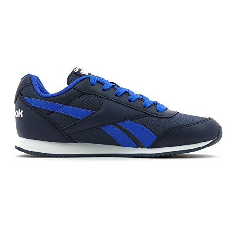 Reebok Jungen Royal Cljog 2rs Joggingschuhe, Collegiate Navy / Vital Blue Collegiate Navy / Vital Blue