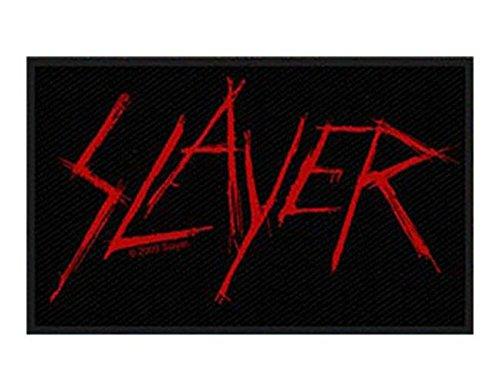 Slayer - Scratched Logo - Toppa/Patch