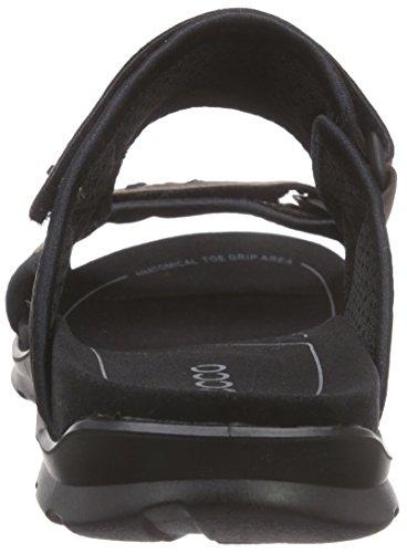 Utah mocha De Exterior Sapatos Ecco Homens Marrom 2178 Ginástica Ux7qFA