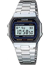 Casio Reloj de Pulsera A164WA-1VES
