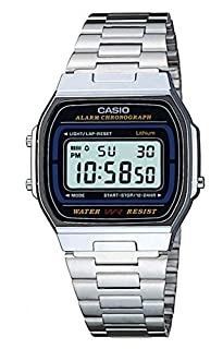 Casio Collection Unisex Watch A164WA-1VES (B000NB3R6K) | Amazon price tracker / tracking, Amazon price history charts, Amazon price watches, Amazon price drop alerts