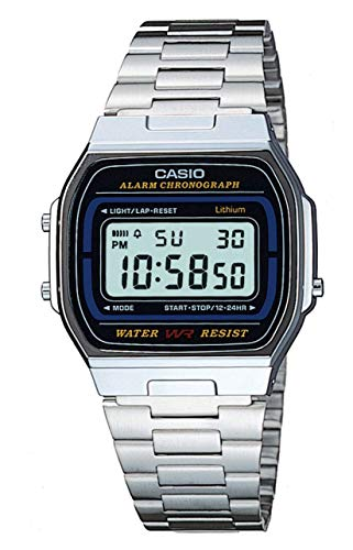 Casio Collection Unisex-Armbanduhr A164WA1VES - Watch Casio Gold
