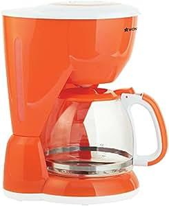 Wonderchef Regalia 1.4-Litre Coffee Maker (Orange)