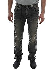 jeans japan rags 711 gris