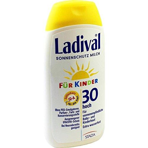 Stada Vita LADIVAL Kinder Sonnenmilch LSF 30