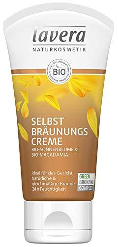 Lavera, crema per abbronzatura viso, 50 ml (etichetta in lingua italiana non garantita)