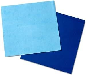 3k das blaue wunder a111131 reinigungst cher classic 2tlg 33 x 37 cm k che haushalt. Black Bedroom Furniture Sets. Home Design Ideas