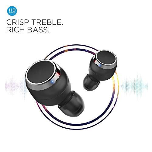 Blaupunkt BTW01 True Wireless HD Sound Bluetooth Earbuds with Touch Controls Image 4