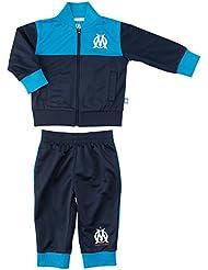 Survêtement OM - Collection officielle Olympique de MARSEILLE - Taille bébé garçon