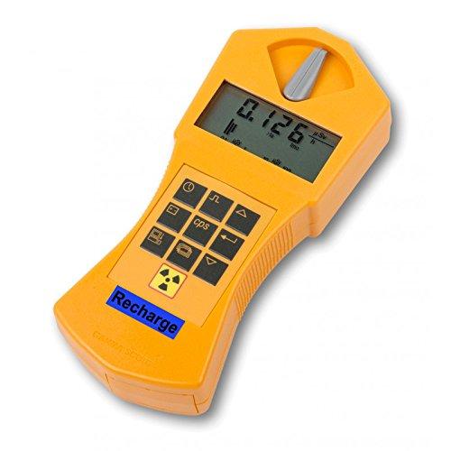 Preisvergleich Produktbild GAMMA-SCOUT® Geigerzähler, Radioaktivitäts-Messgerät Rechargeable
