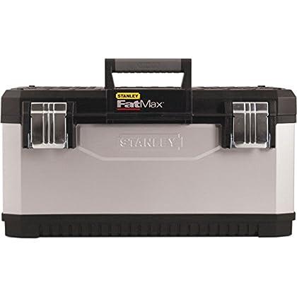 Advanced Stanley FatMax plástico y Metal caja de herramientas gris y negro 660 mm/66,04 cm [unidades 1] con Min 3 años Cleva garantía