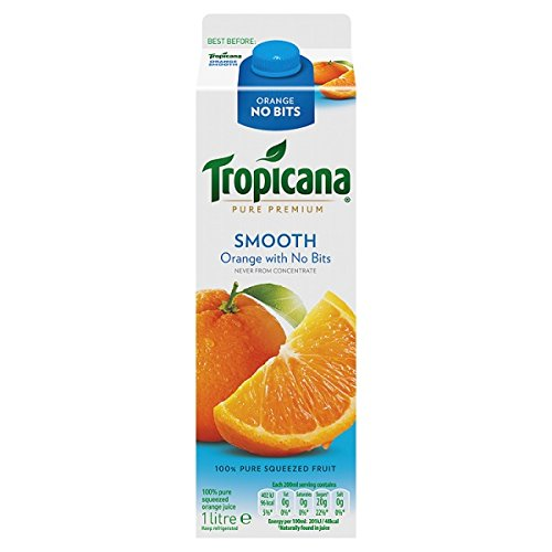 tropicana-pure-premium-smooth-orange-with-no-bits-1-litre-pack-of-6-x-1ltr