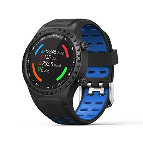 Haludock M1S Karte Sport Smart Watch GPS-Positionskompass IP65 Wasserdichter Remote-Touchscreen Mehrsprachige Bluetooth-Sportuhr