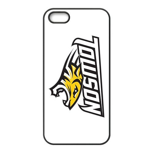NCAA Towson Tigers Black For SamSung Galaxy S5 Mini Phone Case Cover Tiger Iris