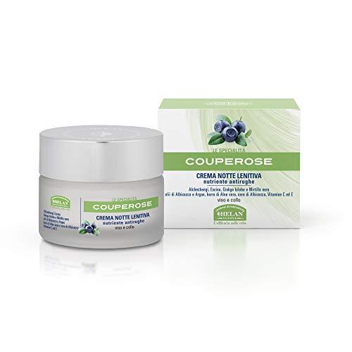 Helan - couperose crema notte lenitiva nutriente antirughe 50 ml