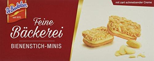 DeBeukelaer Feine Bäckerei Bienenstich Minis, 5er Pack (5 x 100 g)