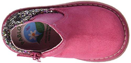 Pablosky Mädchen 435678 Sneaker Rosa