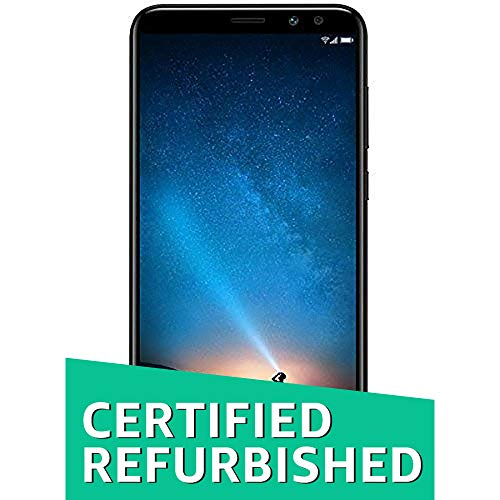 (CERTIFIED REFURBISHED) Honor 9i Aurora Blue, 64 GB- 4 GB RAM