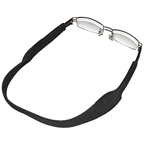 trixes-spectacle-strap-for-glasses-sunglasses-neoprene-stretchy-sports-band-black