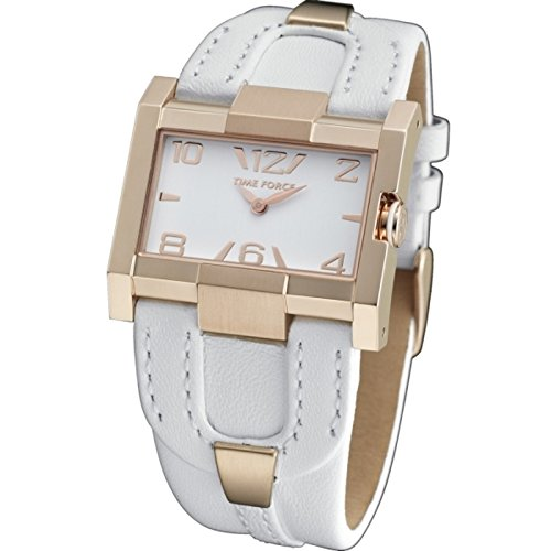 Time Force TF4033L16-Orologio donna pelle