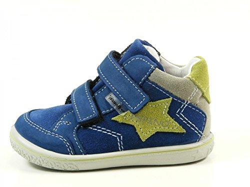Ricosta Kimo -  Sneakers Hautes - Garçon Blau