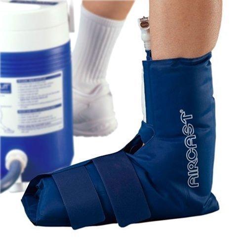 Aircast Sprunggelenkbandage Kältetherapie, Einheitsgrösse - Therapeutische Brace Support-wrap