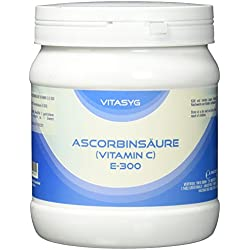 Vitasyg AscorbinsäureVitamin C, E-300, 1er Pack (1 x 1 kg)