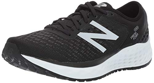New Balance Fresh Foam 1080v9, Zapatillas de Running para Hombre, Negro (Black/White Bk9), 42.5 EU