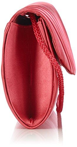 Paco Mena - Basic, Frizione da donna Rosso (Rot (coral 35))