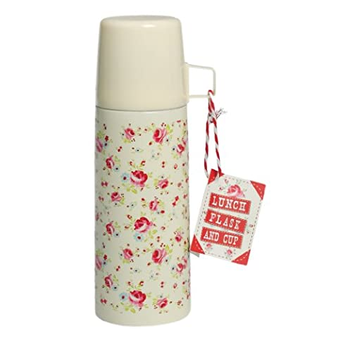 350ml Stainless Steel Flask - Choice Of Design ( La