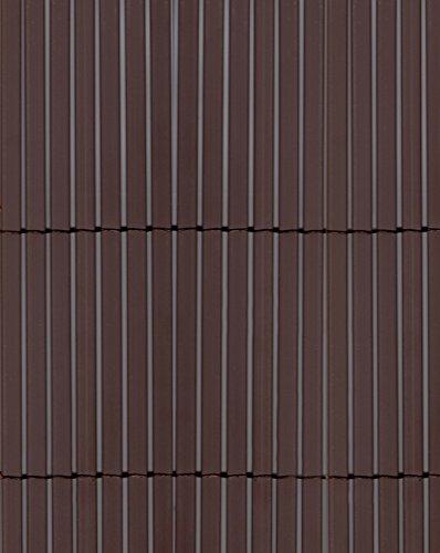Tenax Canisse Synthétiques Occultant Brise Vue Colorado Marron 500 x 0,3 x 200 cm 1A150213