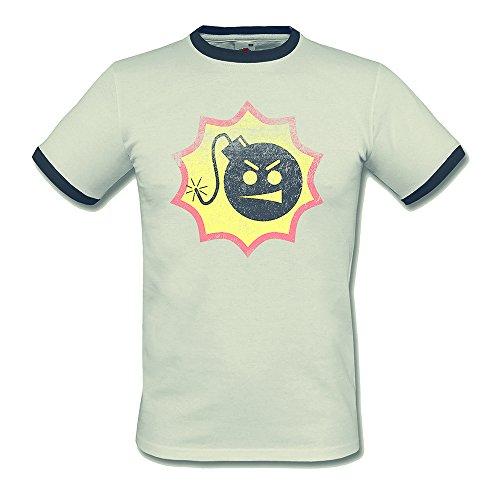 Serious Sam Ringer T-Shirt Vintage Logo, XL