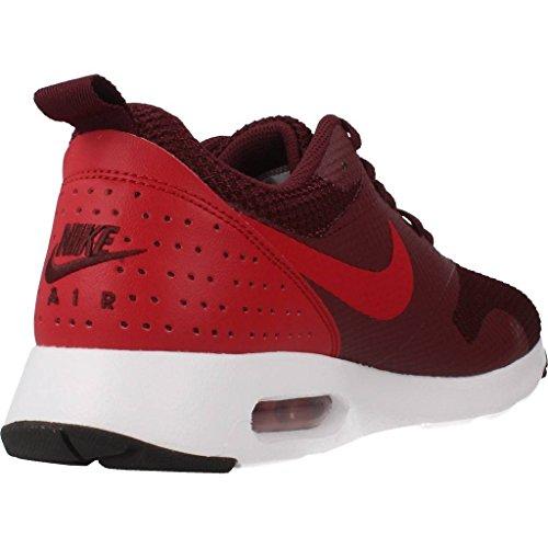 Nike Herren Men s Air Max Tavas Shoe Turnschuhe  40 EURot (Night Maroon/Gym Red/Black/White)