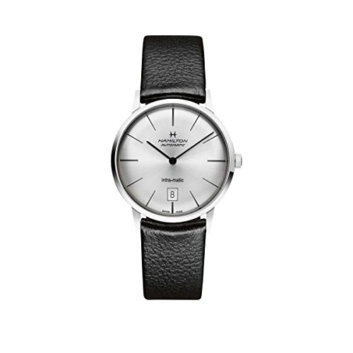 HAMILTON TIMELESS CLASSIC HOMME 38MM AUTOMATIQUE DATE MONTRE H38455751