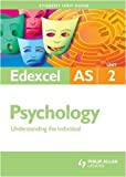 Edexcel AS Psychology Student Unit Guide: Unit 2 Understanding the Individual (Student Unit Guides)