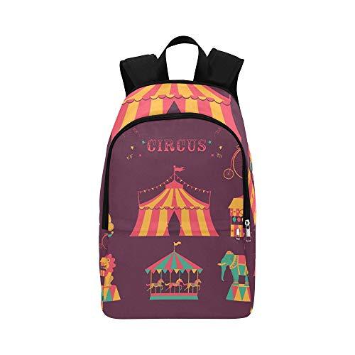 nchen Hut Clown Lässige Daypack Reisetasche College School Rucksack Für Herren und Frauen ()
