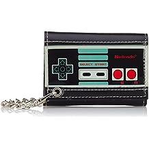 Nintendo - Controller Trifold Chain Wallet