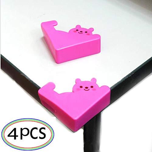 Ecken- & Kantenschutz Das Beste 4pcs Baby Safety Desk Table Edge Corner Protector Cushion Guard Soft Oo Professionelles Design Baby