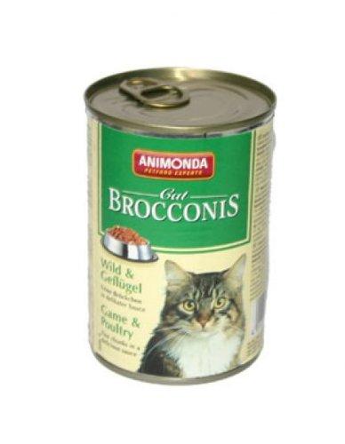 Animonda Animonda Cat Dose Brocconis Wild & Geflügel 400g