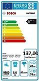Bosch WAT28640 Waschmaschine Frontlader/A+++ / 1374 UpM/Metallverschlusshaken / weiß