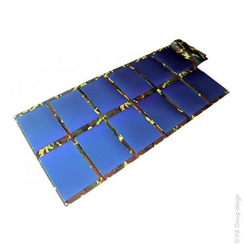 My Mobile Power - Solarzelle faltbar ESUN 62W Power-solarzellen