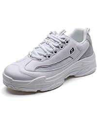 sale retailer b2b9f 5c193 HDWY Scarpe Uomo Sneakers  S Sport Casual Shoes Papà Scarpe Uomo Scarpe  Giovani Di Spessore