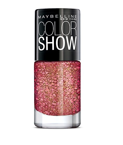 Maybelline New York Color Show Party Girl Nail Paint, Tequila Sunrise, 6ml
