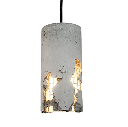 Betonlampe,Leuchte,Licht,Shabby Chic