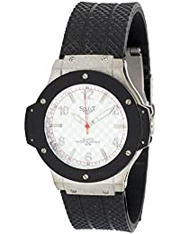 fdf13770ab99 Select para Hombre Analogico 30 Reloj Analogico para Hombre Caja De Metal  Esfera Color Plateado