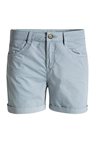 edc by Esprit 056cc1c014-5-Pocket Style, Short Femme Bleu (LIGHT BLUE 440)