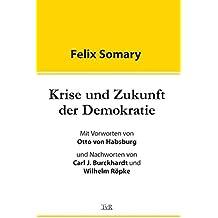 Krise und Zukunft der Demokratie