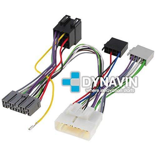 BT-TOY.02 - Conector para instalar bluetooth manos libres tipo Parrot, Motorola... en...